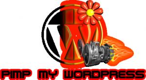 pimp my wordpress logo